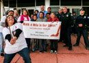 Wendover anti-violence gathering